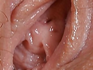 Female textures - Push my pink button (HD 1080p)(Vagina close up hairy sex pussy)(by rumesco)