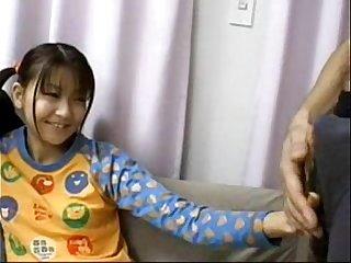 Mischievous Asian Teens