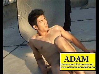 Asian Male Model Adam
