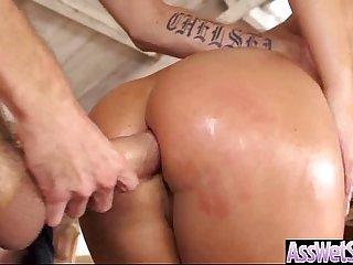 Oiled Big Booty Girl Love Deep Hard Anal Sex mov-13