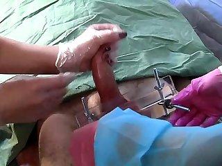 CBT - Naughty Nurses Jerk Off Patient