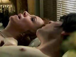 Melanie Hill in TV serie 'Meadowlands' (2007)