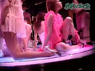 Japanese Striptease 1