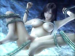 Tifa Lockhart Tentacle porn