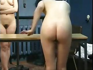 russian Spanking 16