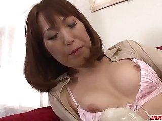 Nonoka Kaede toy porn in amazing Japanese scenes  - More at Japanesemamas.com