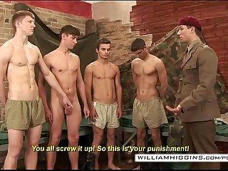 military wank 1