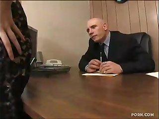 Hot secretary Missy Stone fucked by her boss
