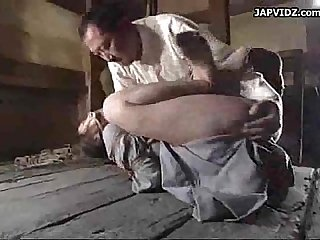 Asian Teen In Bondage for Extreme Submission