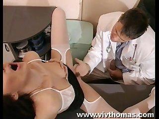 Doctor fucks Receptionist