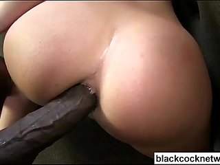 Sluts ass damaged by Mandingos 14 inches