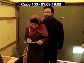 Muslim forced in garage (movie name please?)