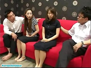 Korean swap sex